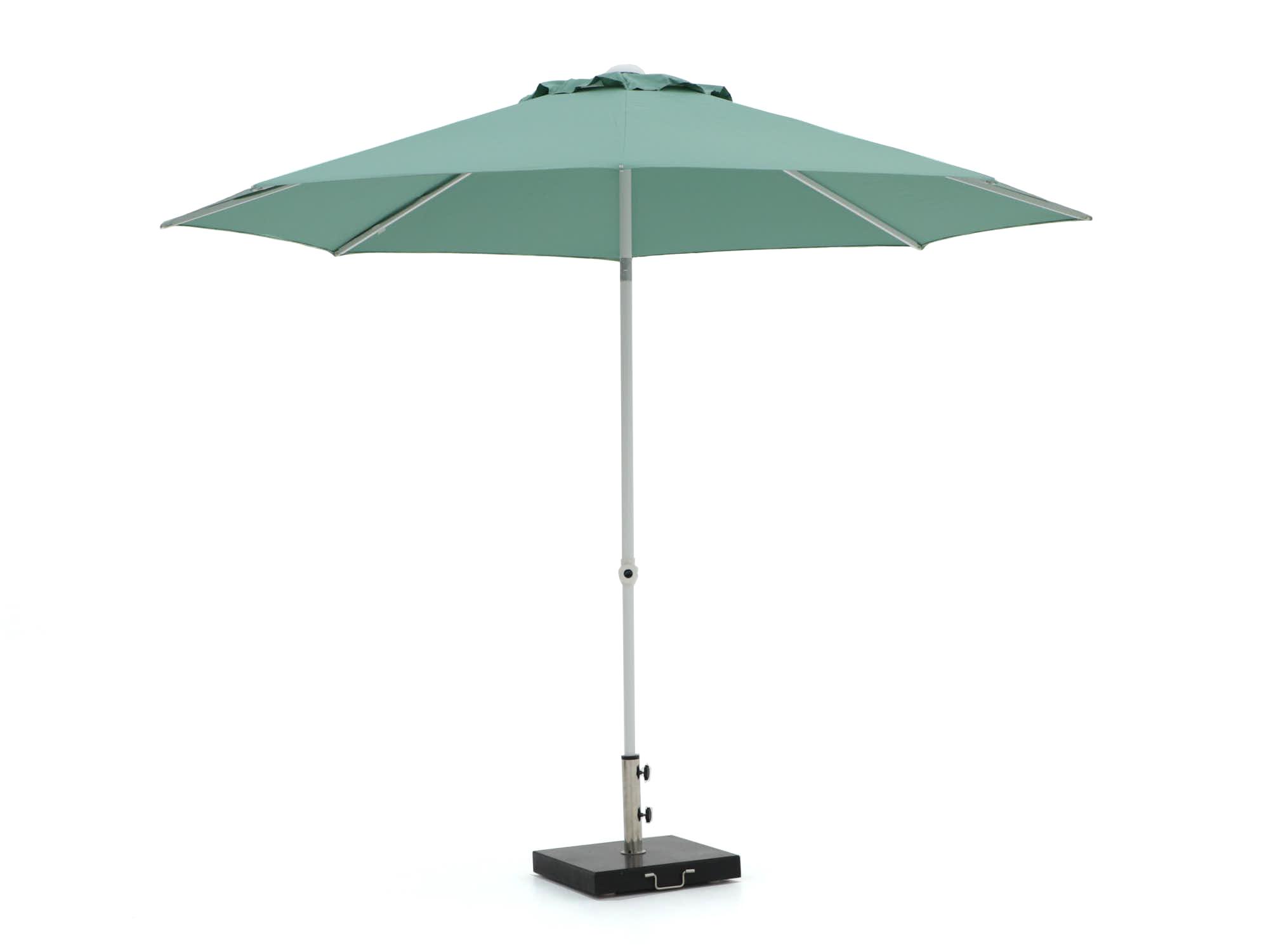 Shadowline Push-up parasol Ø 300cm - Laagste prijsgarantie!